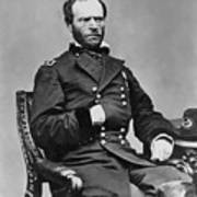 General William Sherman Print by War Is Hell Store
