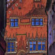 Germany Ulm Print by Yuriy  Shevchuk