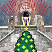 Happy Christmas 31 Print by Patrick J Murphy