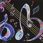 Harmony V Print by Bill Manson