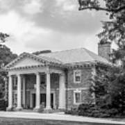 Haverford College Roberts Hall Print by University Icons