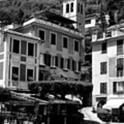 Italian Riviera Print by Corinne Rhode