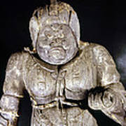 Japan: Buddhist Statue Print by Granger