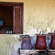 Jars Print by Armando Picciotto
