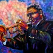 Jazz Solo Print by Linda Marcille
