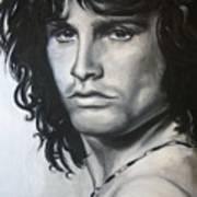 Jim Morrison Print by Eric Dee