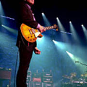 Joe Bonamassa 2 Print by Peter Chilelli
