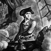 John Paul Jones 1747-1792, American Print by Everett