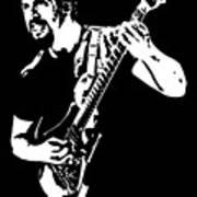John Petrucci No.01 Print by Caio Caldas