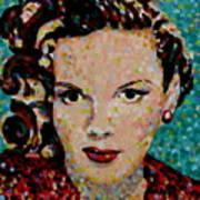 Judy Print by Denise Landis