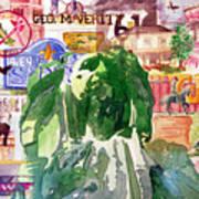 Keokuk Legacy Print by Jame Hayes