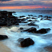 Koloa Dawn Print by Mike  Dawson