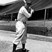 Larry Doby, Circa 1947 Print by Everett