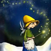 Magical Hope Print by Hank Nunes