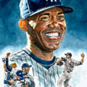 Mariano Print by Tom Hedderich