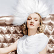 Marlene Dietrich, Ca. 1930s Print by Everett