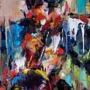 Miles Davis 2 Print by Debra Hurd