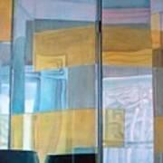 Miroir Print by Muriel Dolemieux