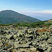 Mount Jefferson - White Mountains New Hampshire  Print by Erin Paul Donovan