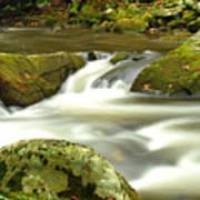 Mountain Stream 3 Print by William Jones