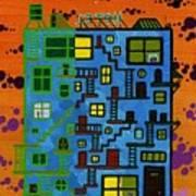 Move'n On Up Print by Dan Keough