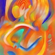 Musical Enjoyment Print by Peter Shor