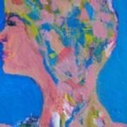 My Teacher--psychological Child Abuser Print by Judith Redman