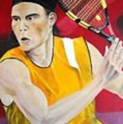 Nadal Print by Flavia Lundgren