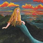 Neptune's Folly Print by Patricia Griffin Brett