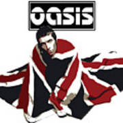 Oasis No.01 Print by Unknow