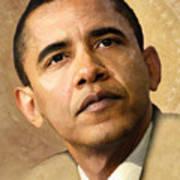 Obama Print by Joel Payne