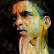 Obama Print by Paul Lovering