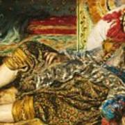 Odalisque Print by Pg Reproductions
