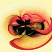 Open To Imagination Print by Teresa Zieba