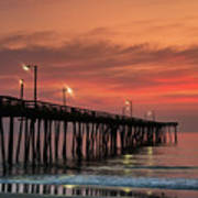 Outer Banks Sunrise Print by John Greim
