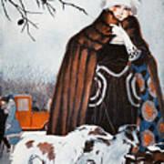 Parisian Style, 1921 Print by Granger