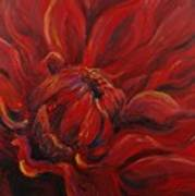 Passion II Print by Nadine Rippelmeyer