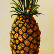 Pineapple Angel Print by Shannon Grissom