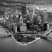 Pittsburgh 8 Print by Emmanuel Panagiotakis