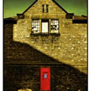 Postal Service Print by Mal Bray