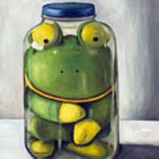 Preserving Childhood Upclose Print by Leah Saulnier The Painting Maniac