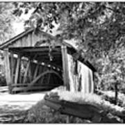 Quinlan Bridge Print by Deborah Benoit