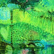 Rain Land I  Print by Lolita Bronzini