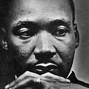 Rev. Martin Luther King Jr. 1929-1968 Print by Everett