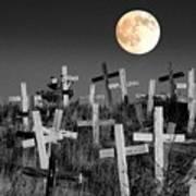 Reverent Moonlight.... Print by Al  Swasey
