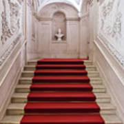 Royal Palace Staircase Print by Jose Elias - Sofia Pereira