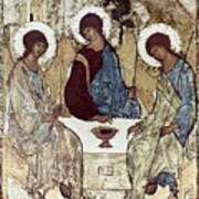 Russian Icons: The Trinity Print by Granger