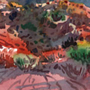 Sagebrush Print by Donald Maier
