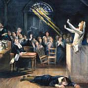 Salem Witch Trial, 1692 Print by Granger