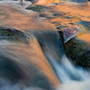 Sandstone Reflections Print by Mike  Dawson